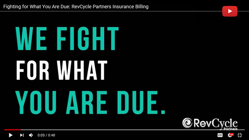 Learn how RevCycle Partners can fight your BILLING BATTLES.